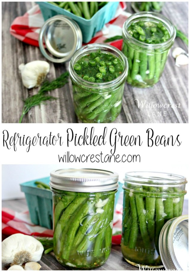 willowcrest lane pickled green beans