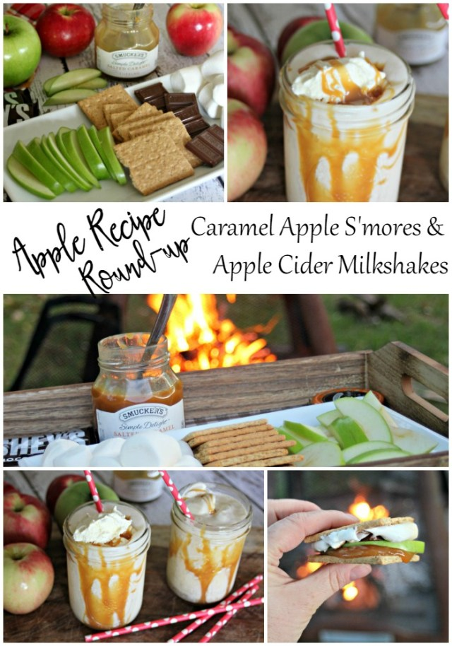 Willowcrest Lane Apple Recipe Roundup - easy fall recipes