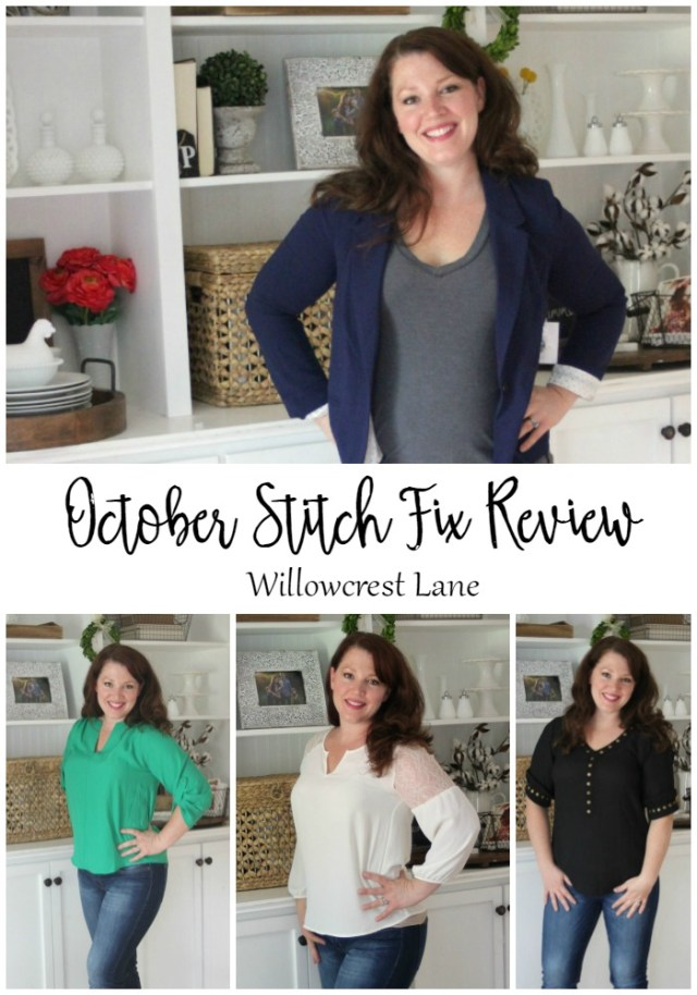 Willowcrest Lane Stitch Fix Review