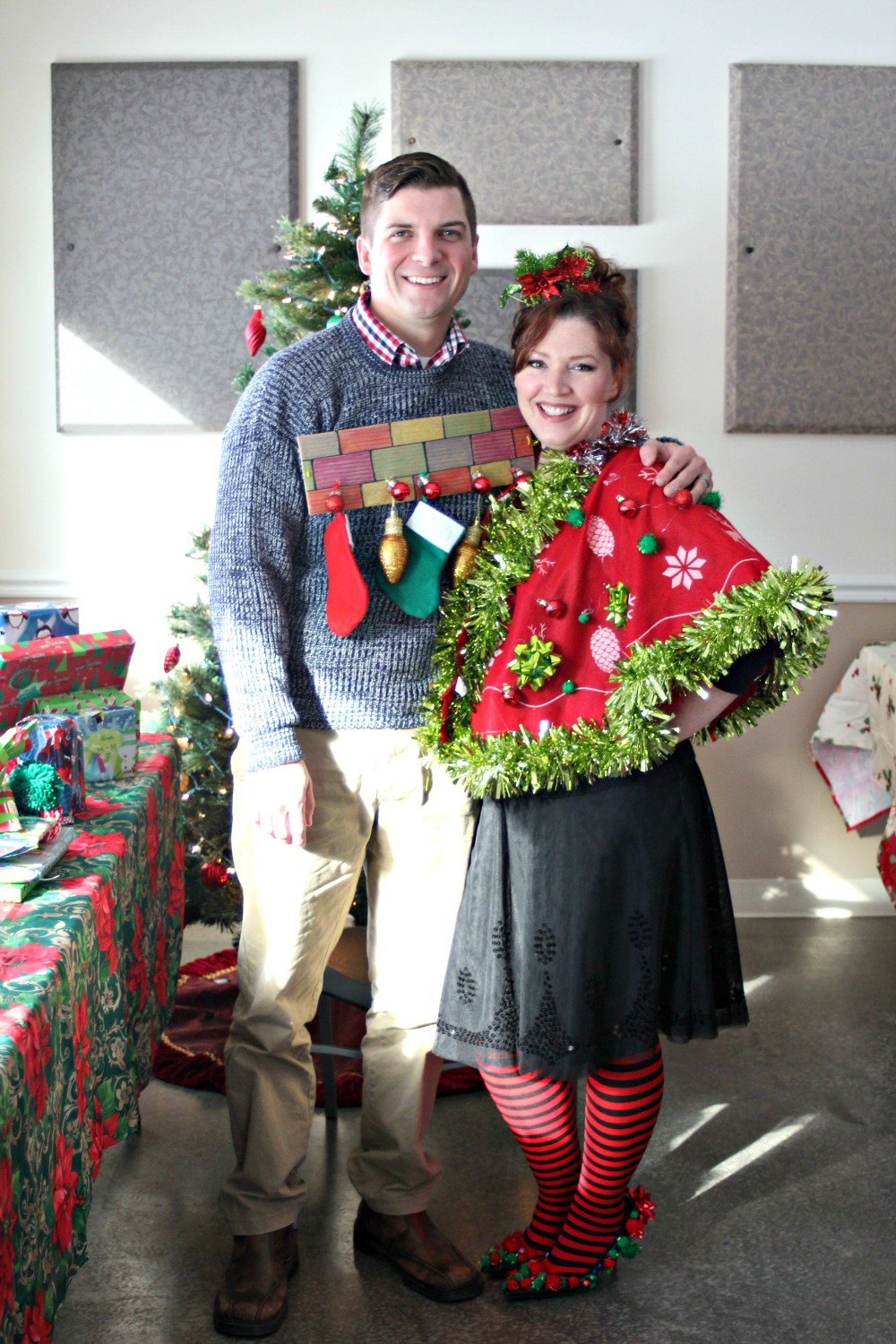 DIY Tacky Sweaters for a CURE - Norah Pritchard ...