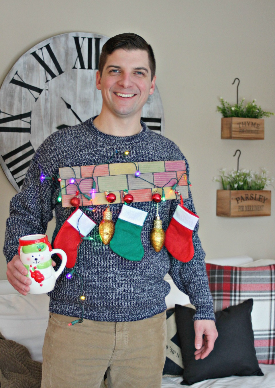 Willowcrest Lane Tacky Sweater Party
