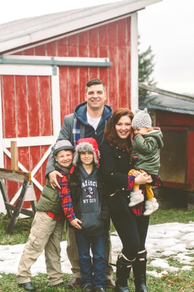 Pritchard Family willowcrest lane