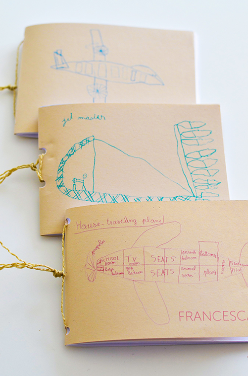 DIY: TRAVEL JOURNALS