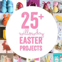 Easter Inspiration: 25 + Easter Ideas