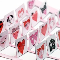 DIY Printable Valentine's Day Game | Guess Who