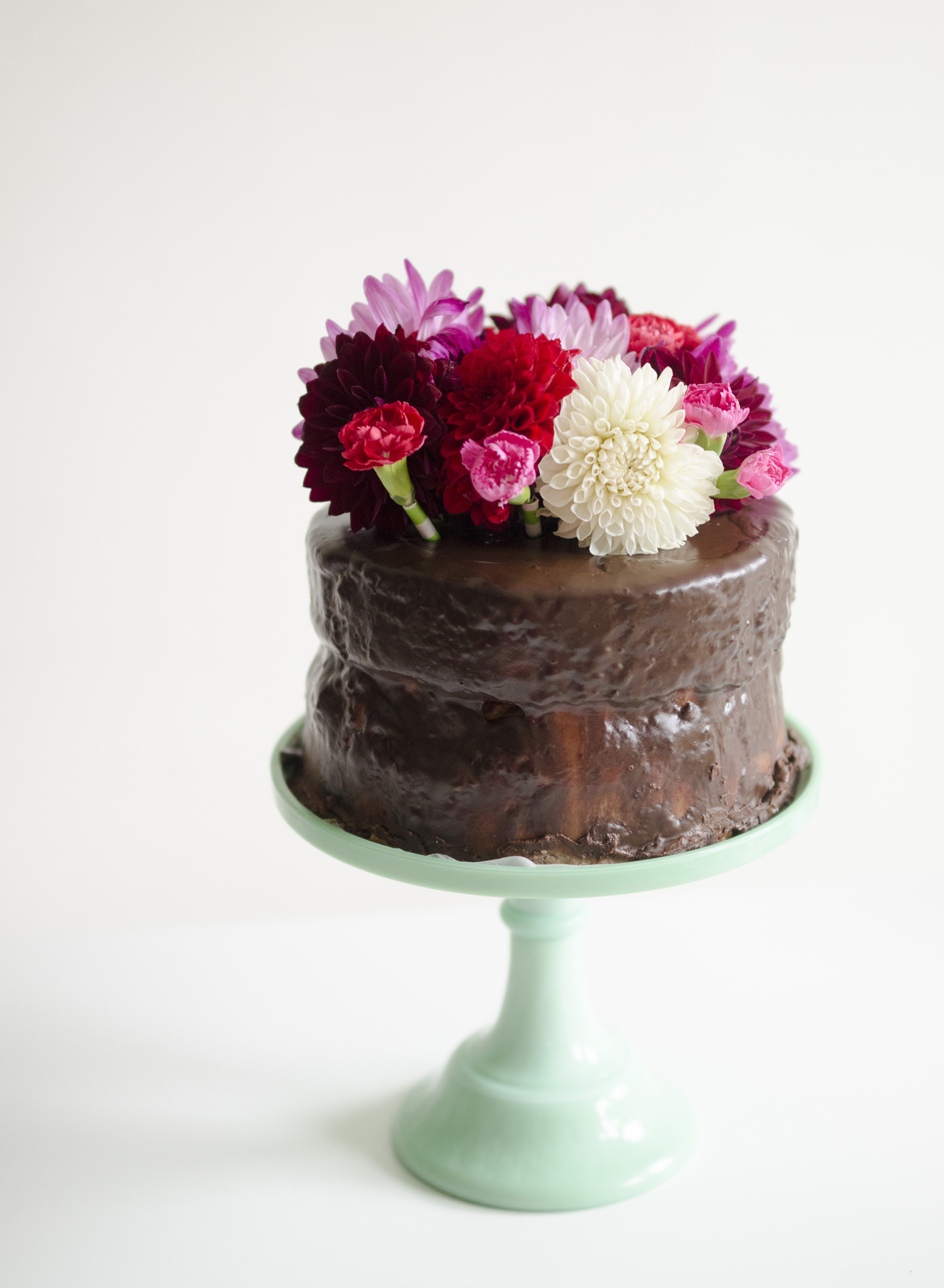 Trick For Fresh Flower Cake Toppers Willowday