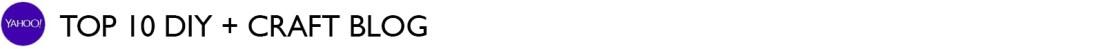 YAHOO logo and text