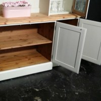 Large Ducal Pine Farmhouse Kitchen Welsh Dresser Shabby