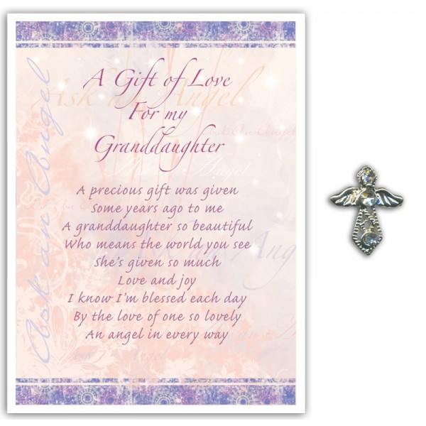 Gift Love Granddaughter Willow & Company Greetings