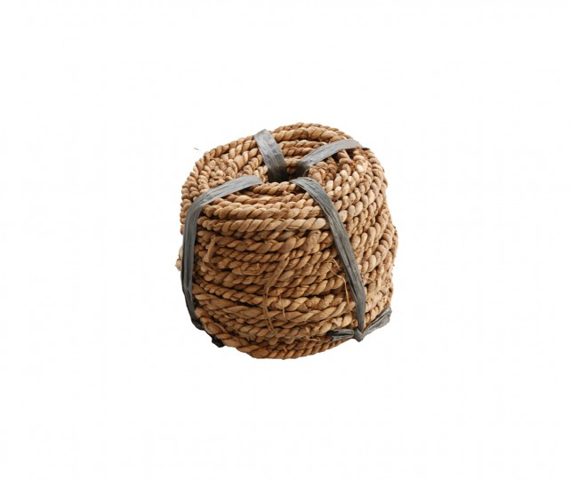 Natural Dark Abaca Rope 68mm  Products  Somerset Willow