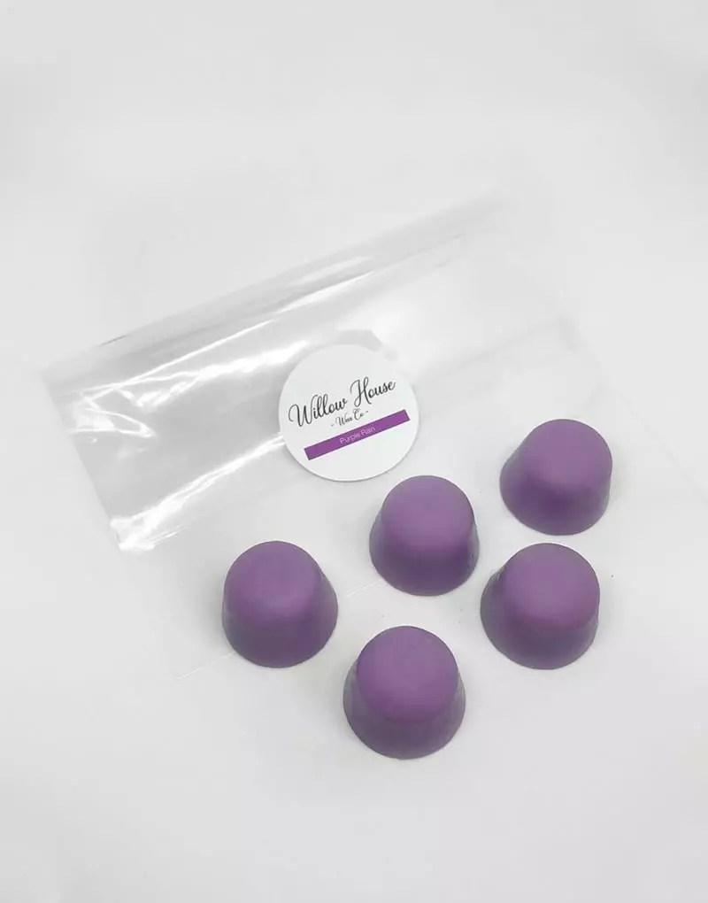 Purple Rain Shots