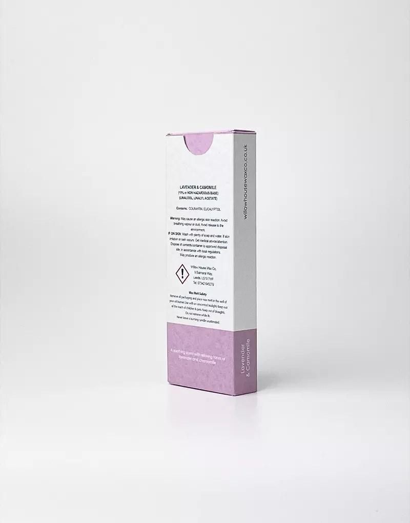 Lavender & Chamomile Snap Bar