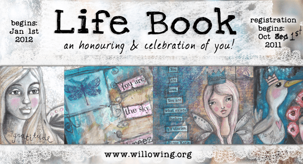 Life Book 2012 Willowing Tamara Laporte