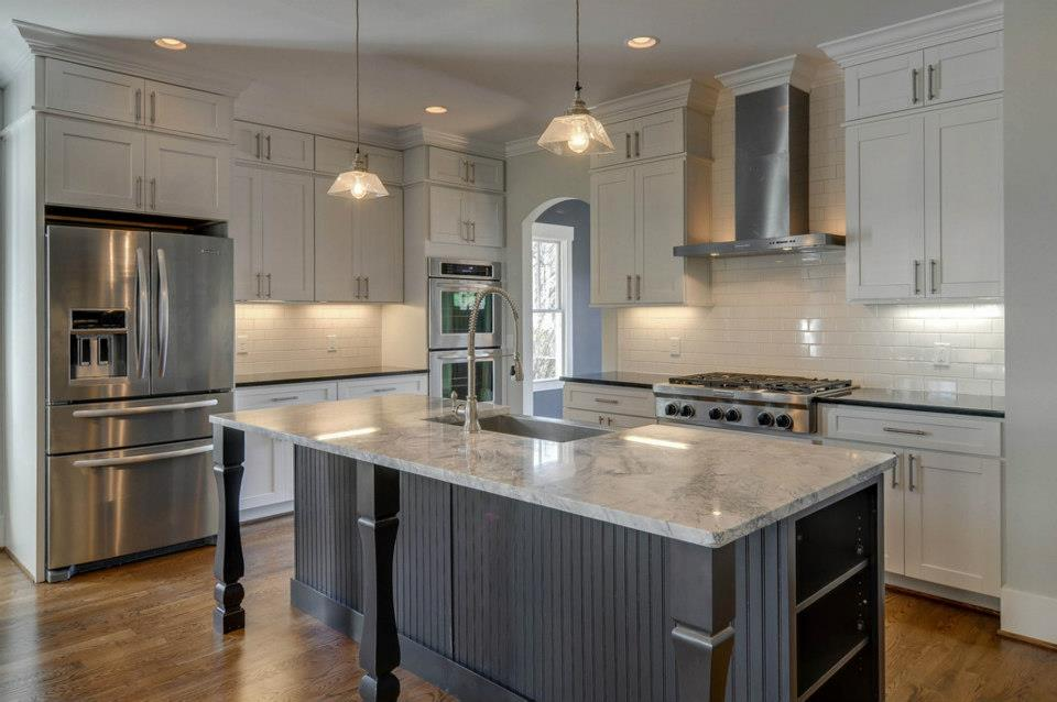 Society Shaker White Kitchen Cabinet  Willow Lane Cabinetry