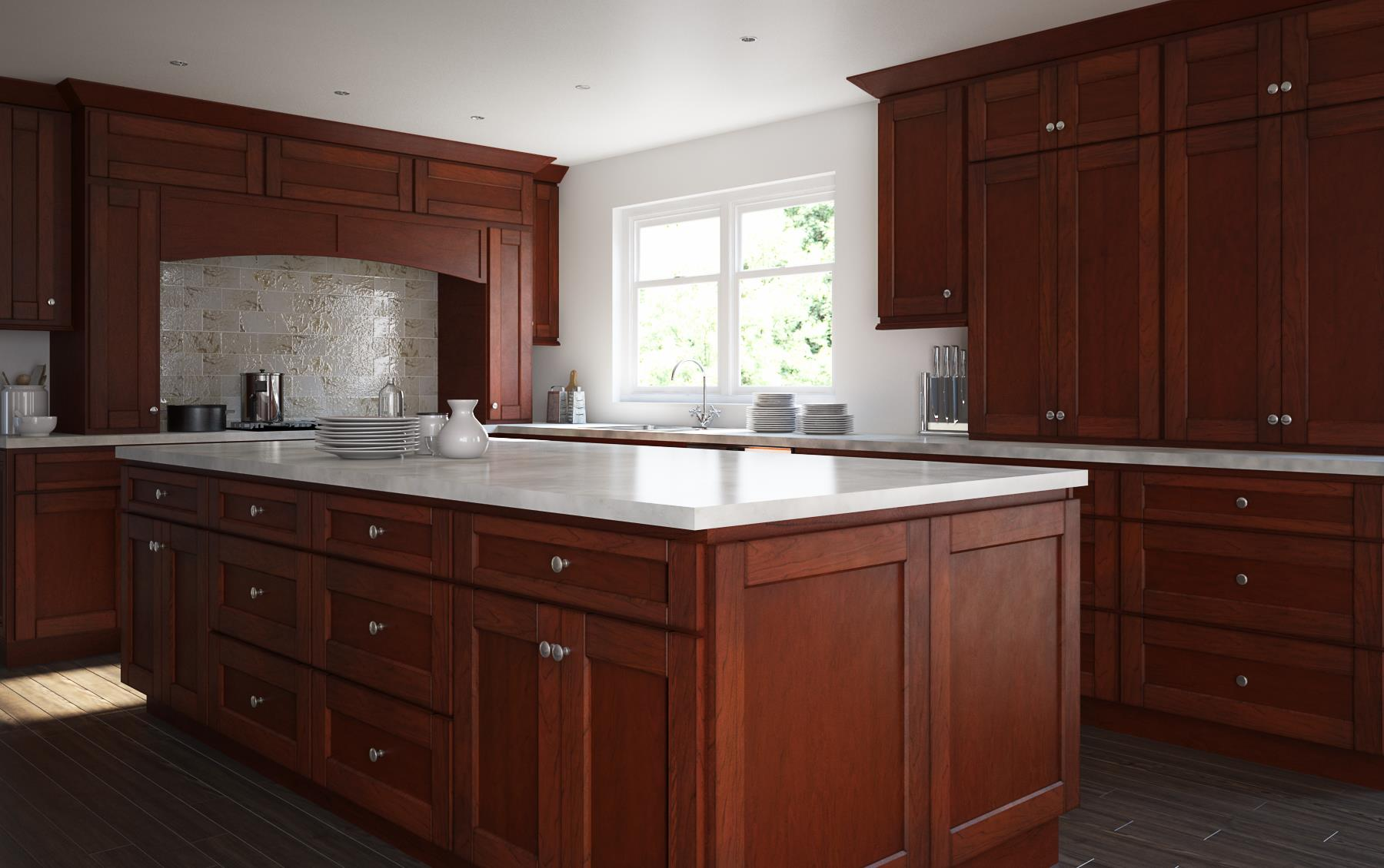 slate kitchen appliances black pull down faucet manchester shaker brandywine cabinets - willow ...
