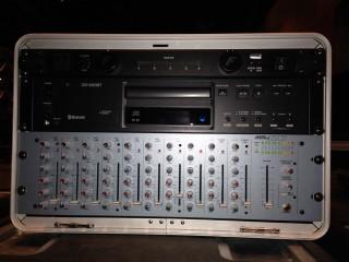 Furman, CD-200BT, Multimix12R