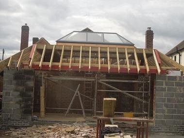 orangery extension rolleston
