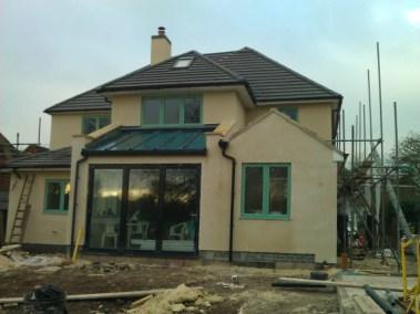 builder derbyshire extension