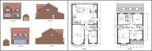 plot 1 houses for sale woodville derbyshire