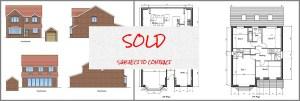 plot 1 houses for sale woodville derbyshire SOLD