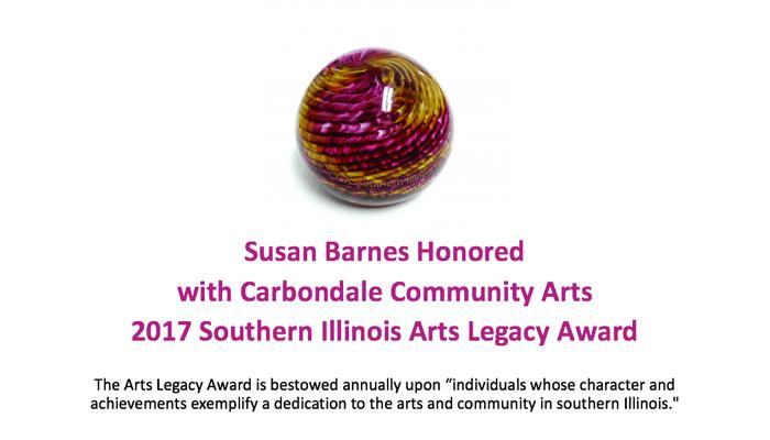 Arts Legacy Award