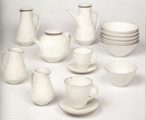 Lucie Rie in Things of Beauty Growing