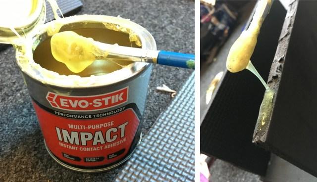 EVO-Stick Solvent Cement