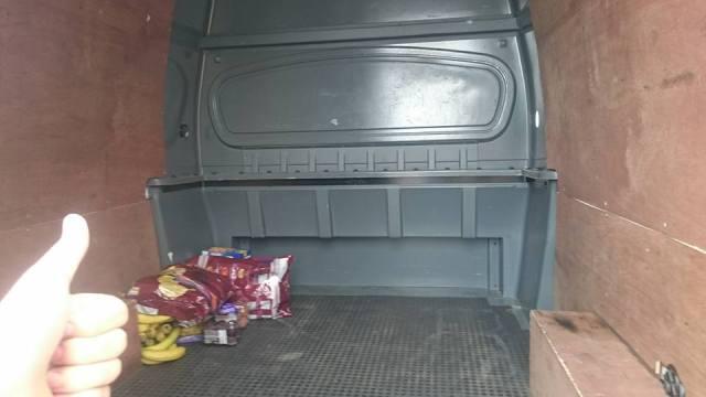 Spacious Van