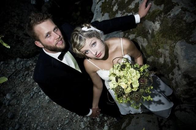 Hemlock Valley wedding