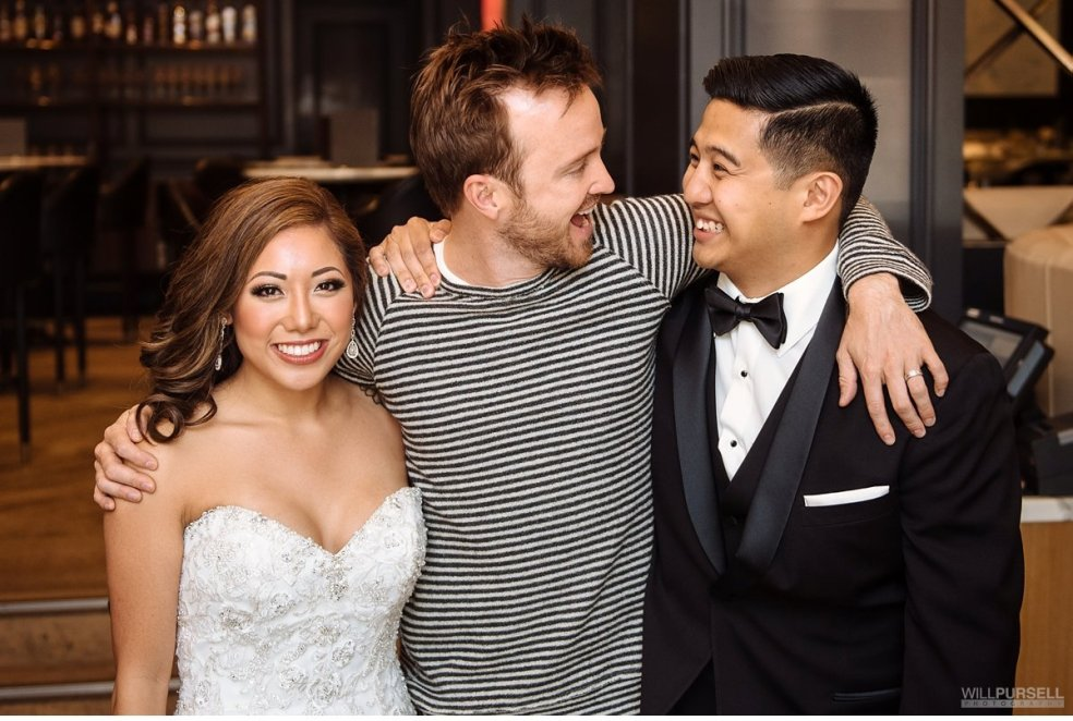 Aaron Paul wedding