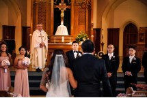 St. Augustine' Church And Vancouver Club Wedding