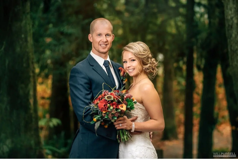 buntzen lake wedding photography