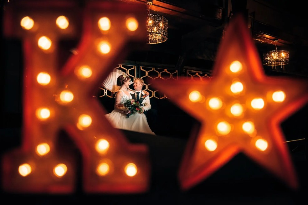 vegas wedding metro hall