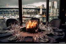 Bridges Restaurant Wedding - Vancouver