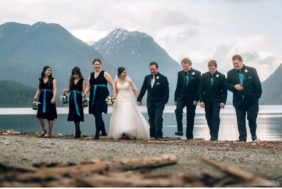 wedding-party-alouette-lake
