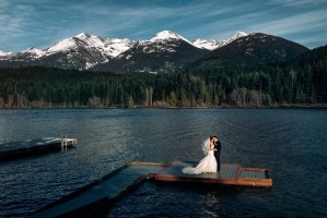 fairmont chateau whistler wedding photography