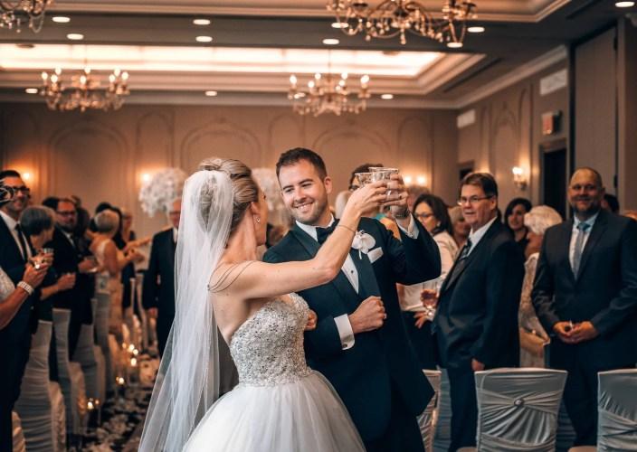 wedding cocktail ceremony