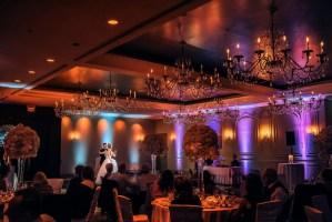Terminal City Club wedding reception