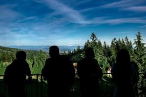 Westwood Plateau view