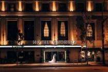Hotel Georgia wedding