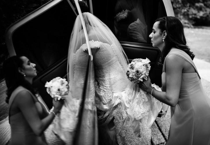 bride-limo