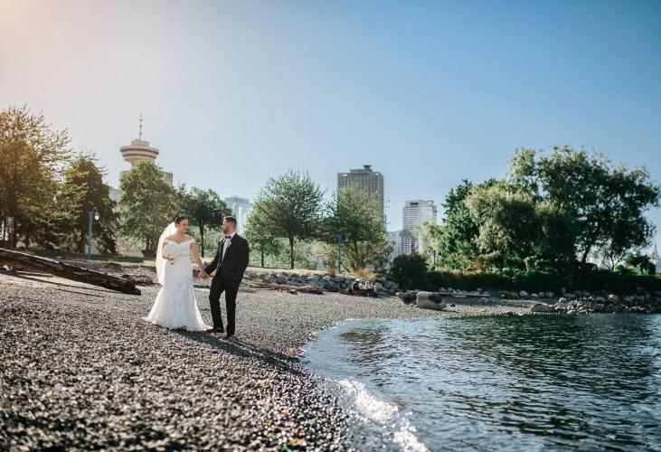 Vancouver Crab Park Wedding
