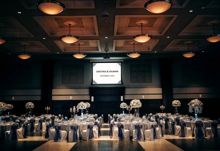 Italian Cultural Centre wedding ballroom vancouver