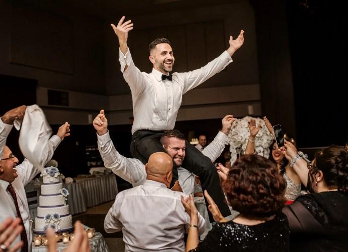 Italian iranian wedding vancouver