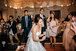 017 wedding at Rosewood Hotel Georgia