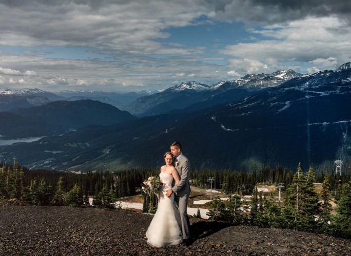 intimate weddings whistler