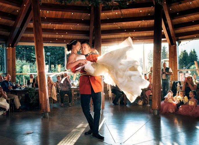 Squamish Cultural Center wedding