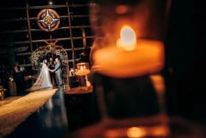 Squamish cultural centre wedding