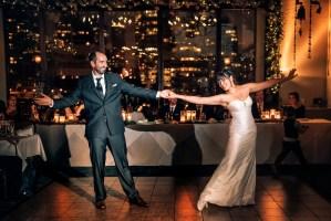 bridges granville island wedding photos