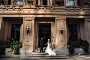 heritage building wedding vancouver